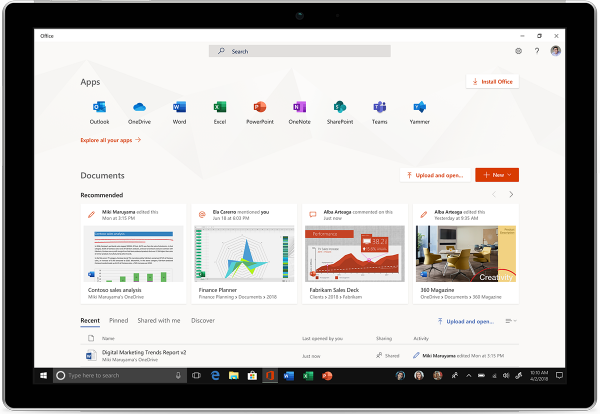 New to Microsoft 365 in February—advancing security and empowering a