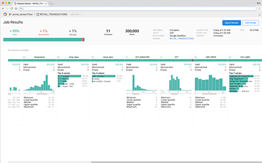 Google Cloud Platform adds new tools for easy data preparation and